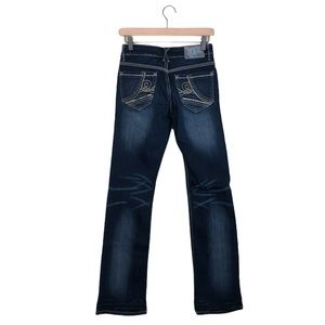 Southern Thread The Drew Western Bootcut Jean 26L